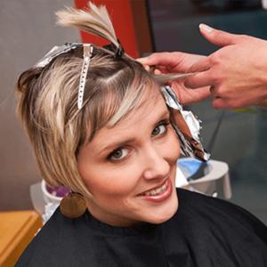 Hair foiling