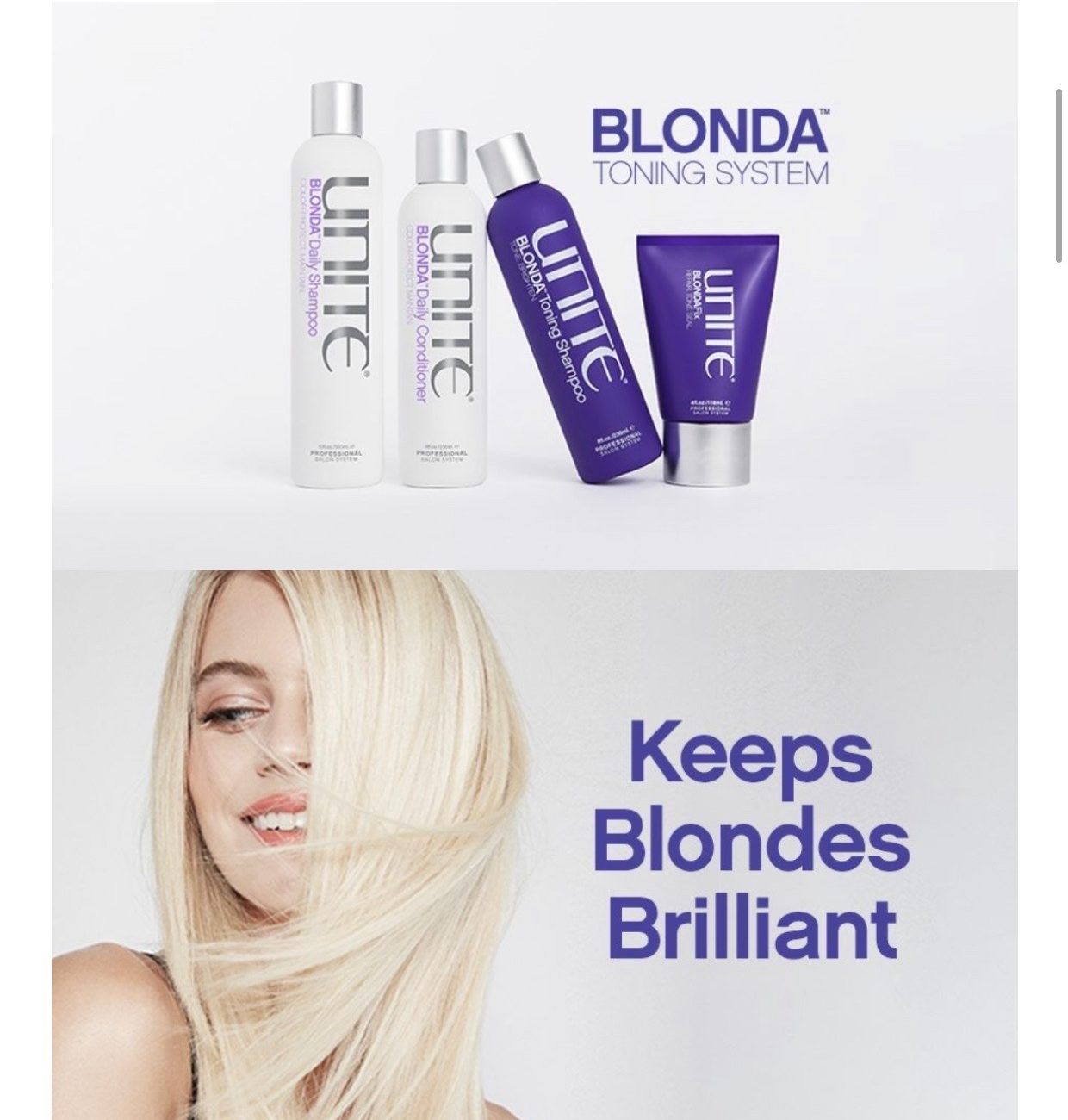 Unite Blonda